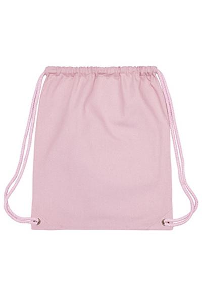 soulgoods duesseldorf gymsack cotton pink