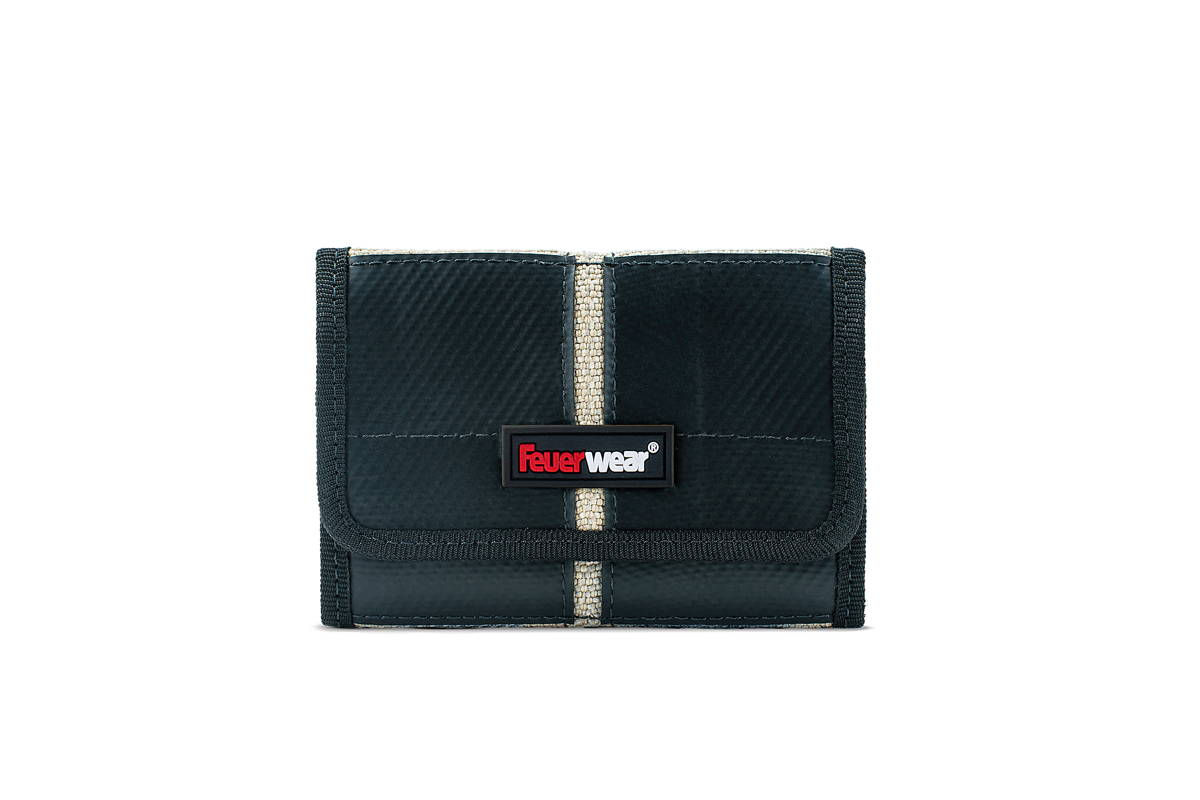 soulgoods duesseldorf portemonnaie tylor schwarz feuerwear
