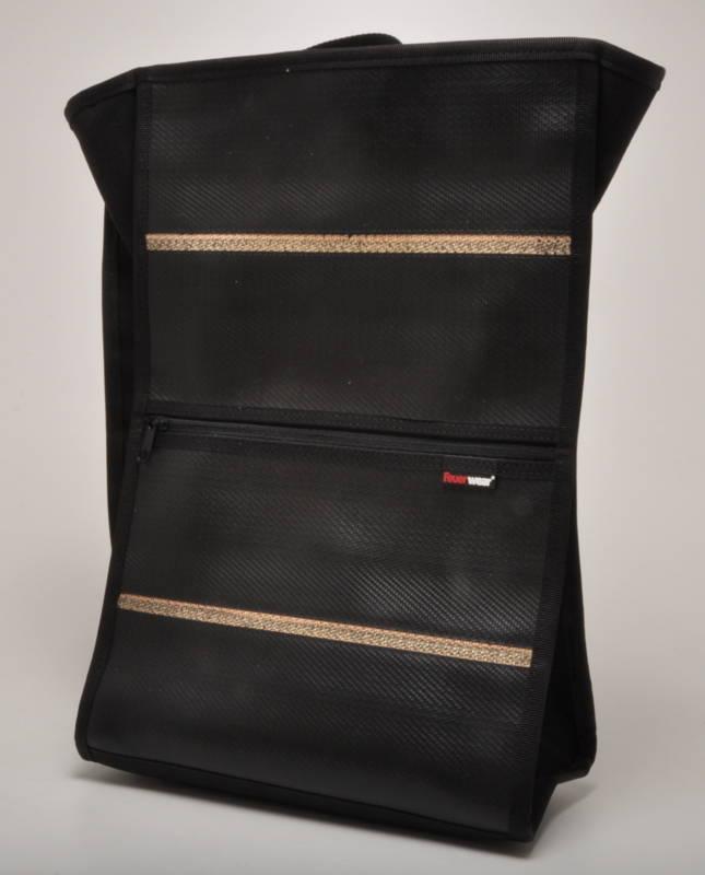 soulgoods duesseldorf rucksack elliot schwarz feuerwear