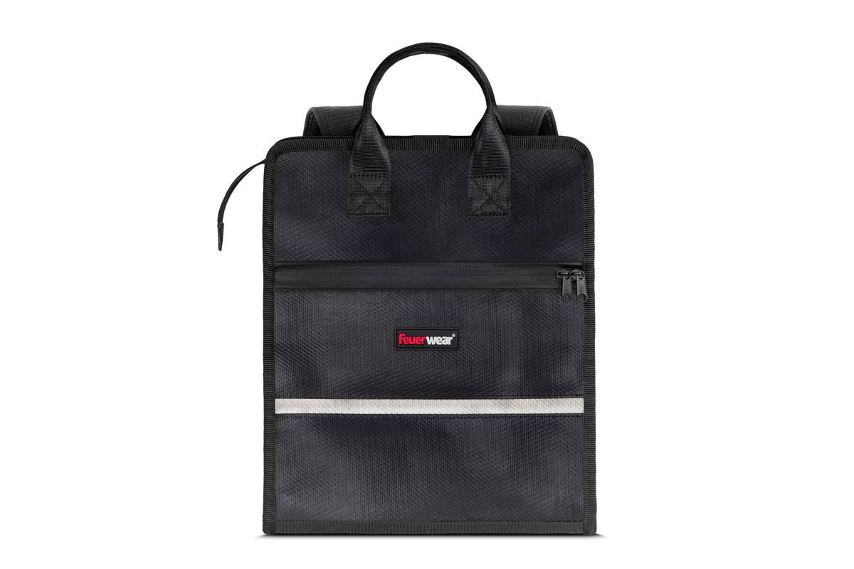 soulgoods duesseldorf rucksack elvis schwarz feuerwear